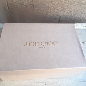 Jimmy Choo Choo Shoe Box